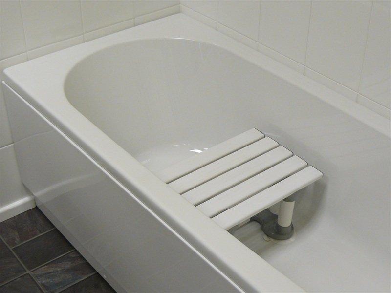 DRIVE MEDICAL Slatted Bath Seats SBS512WH | Comfort & Mobility